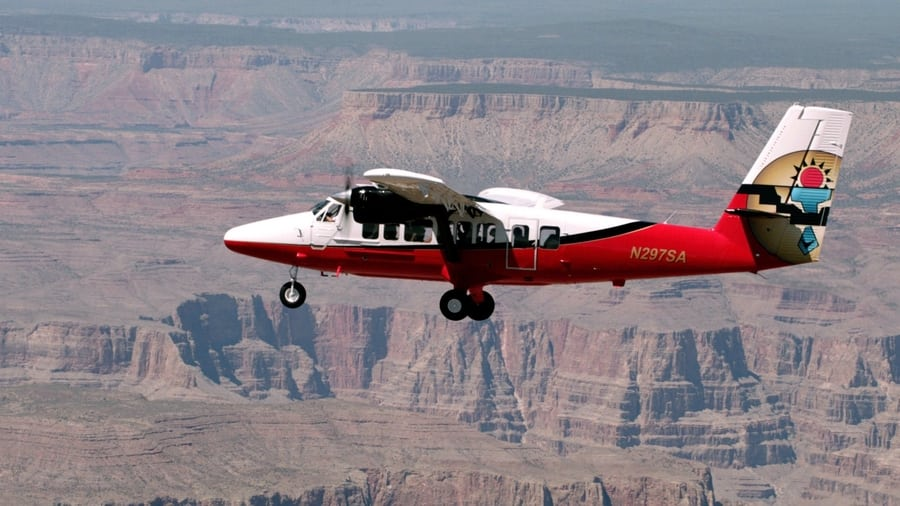 south rim airplane tour